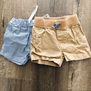 Baby Boy Shorts Bundle
